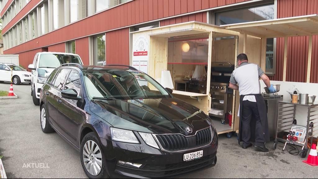 Zofinger Seniorenheim eröffnet Drive-in