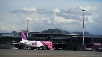 Der Budapester Billigflieger Wizz Air bedient nun vom Euro-Airport aus auch die polnische Hauptstadt Warschau.