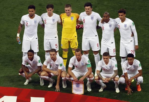 Das englische Nationalteam hat mit viel Leidenschaft, vielen jungen, hungrigen und schnellen Spielern die Herzen der Fans erobert.