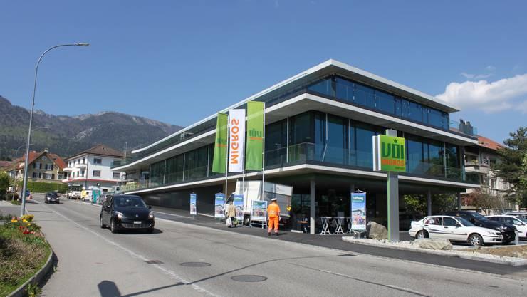 Der neue Jowissa-Hauptsitz wird im August fertig.