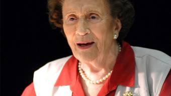 Elisabeth Pfluger ist am Sonntag in der Schälismühle in Oberbuchsiten zu Gast.
