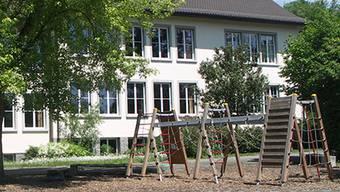 Probleme mit der Glockenanlage: Das Schulhaus Rebberg/Gubrist.