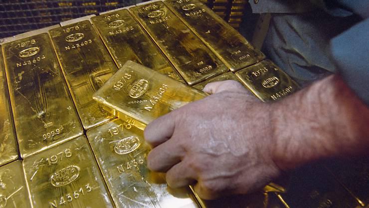 Gold im Wert von fast fünf Millionen Dollar erbeutet - US-Polizei nimmt Verdächtigen ein Jahr nach Raub fest. (Symbolbild)