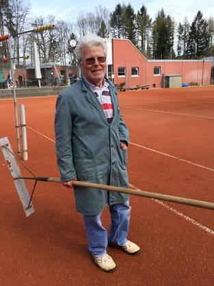 Bruno Kohler als Vizepräsident leitet das Frühjahresteam in gewohnt kompetenter Weise