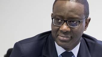 Tidjane Thiam, Chef der Credit Suisse, scheint die Unterstützung des Verwaltungsrats der Bank zu haben.