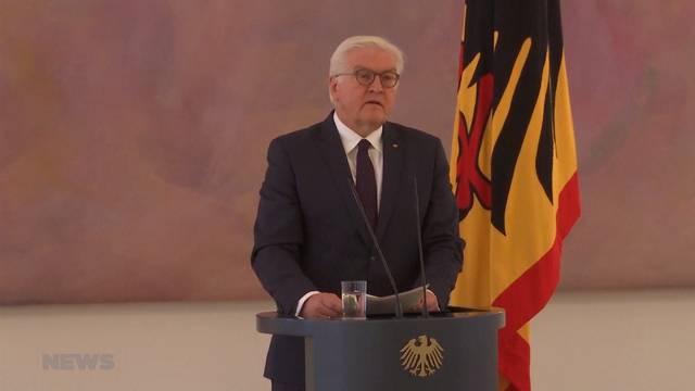 Rahmenabkommen mit der EU: Frank-Walter Steinmeier zu Besuch