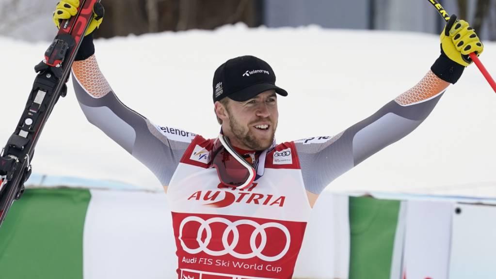 Aleksander Kilde gewinnt als vierter Norweger den Gesamtweltcup.