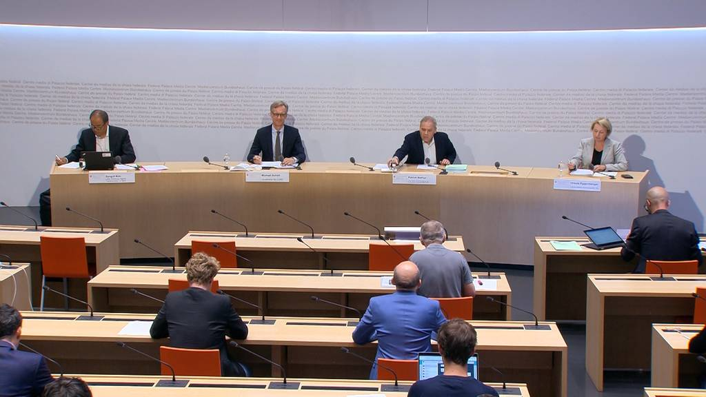 Komplette Pressekonferenz des Bundes vom 5. August 2020