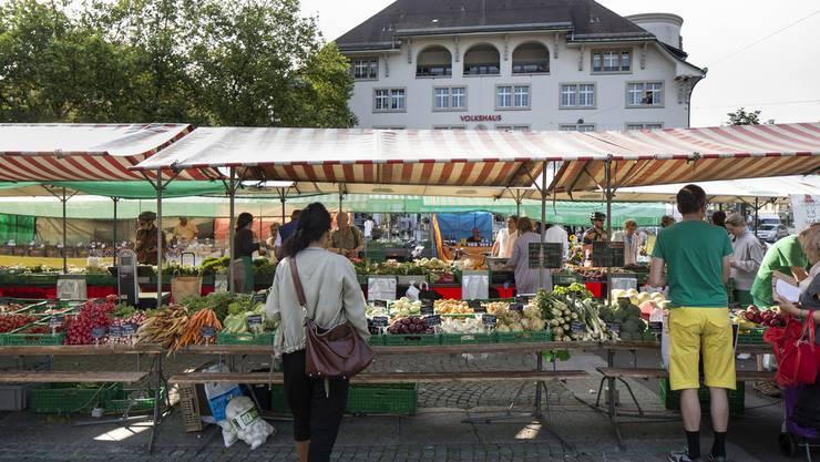 Künftig soll es in Zürich auch Märkte am Nachmittag und Abend geben (Themenbild).