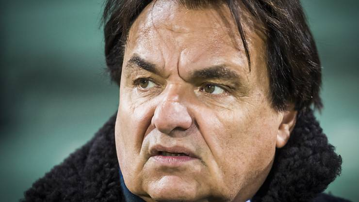 Präsident Christian Constantin hat sich für Ricardo Dionisio Pereira als nächsten Sittener Trainer entschieden