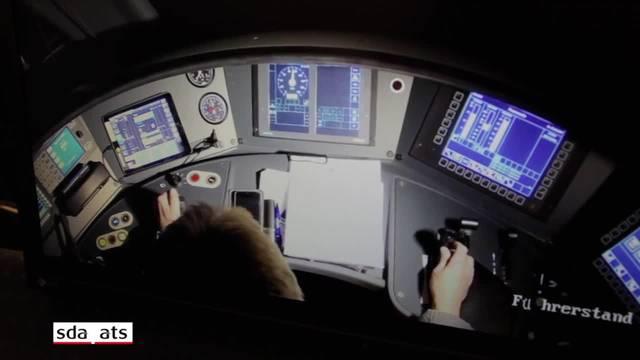 SBB-Test mit automatisiertem Fahren