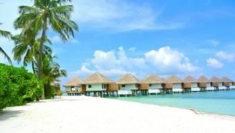 Wenn das Urlaubsparadies zum Risikoland wird - die Malediven könnten schon bald dazu gehören.