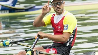 Nico Stahlberg erreichte souverän den WM-Halbfinal