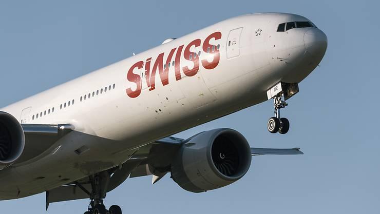 Swiss steigert im Juni Anzahle der Flüge und der Passagiere. (Archiv)