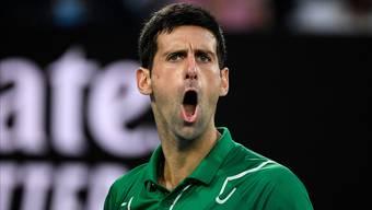 Novak Djokovic gewinnt zum achten Mal die Australian Open.