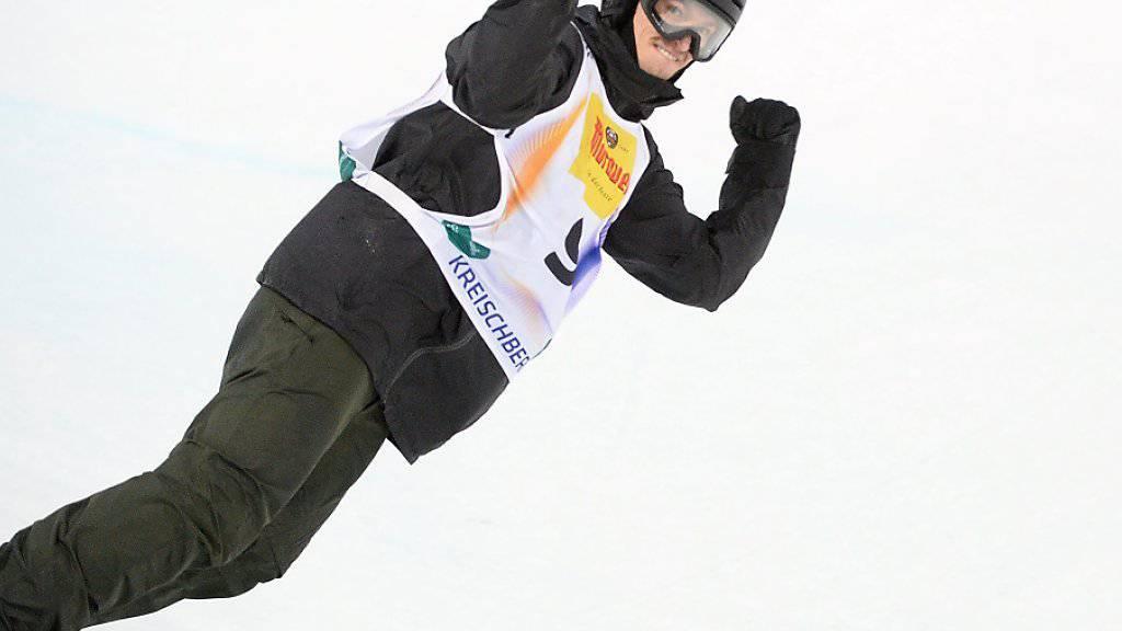 Dem Schweizer Teamleader Iouri Podladtchikov ist eine Topklassierung an der Snowboard-WM in der Sierra Nevada zuzutrauen