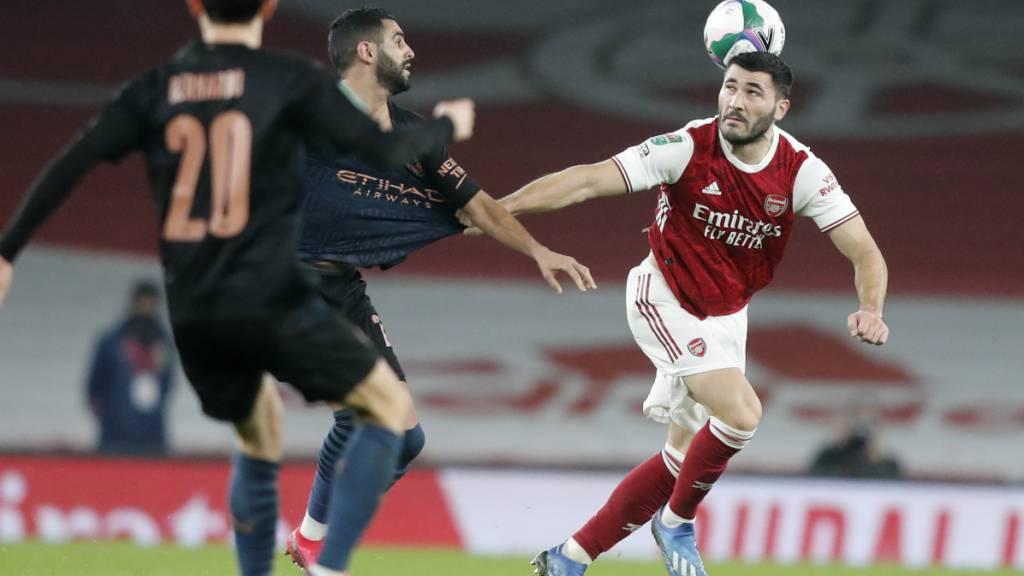 Kolasinac-Wechsel von Arsenal zu Schalke perfekt