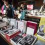 Das Buchfestival wurde letztes Jahr zum ersten Mal durchgeführt.