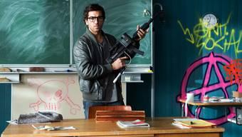 Ob er ein Assessment an der FHNW bestehen würde? Schauspieler Elyas M'Barek als Horror-Lehrer Zeki Müller in der deutschen Schul-Komödie «Fack ju Göhte».