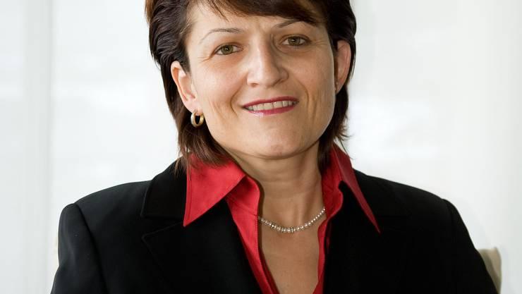 Claudia Hoffmann-Burkart: «Im Moment sind Dienstleistungsbetriebe stärker von der Krise betroffen.»