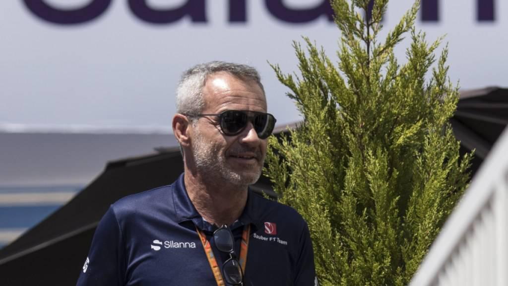 Der Zürcher ist seit bald 26 Jahren bei Sauber-Motorsport als Teammanager tätig und hat in diesen Tagen alle Hände voll zu tun
