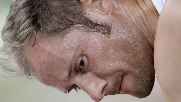 Tom Boonen zog sich an der Abu Dhabi Tour schwere Verletzungen zu