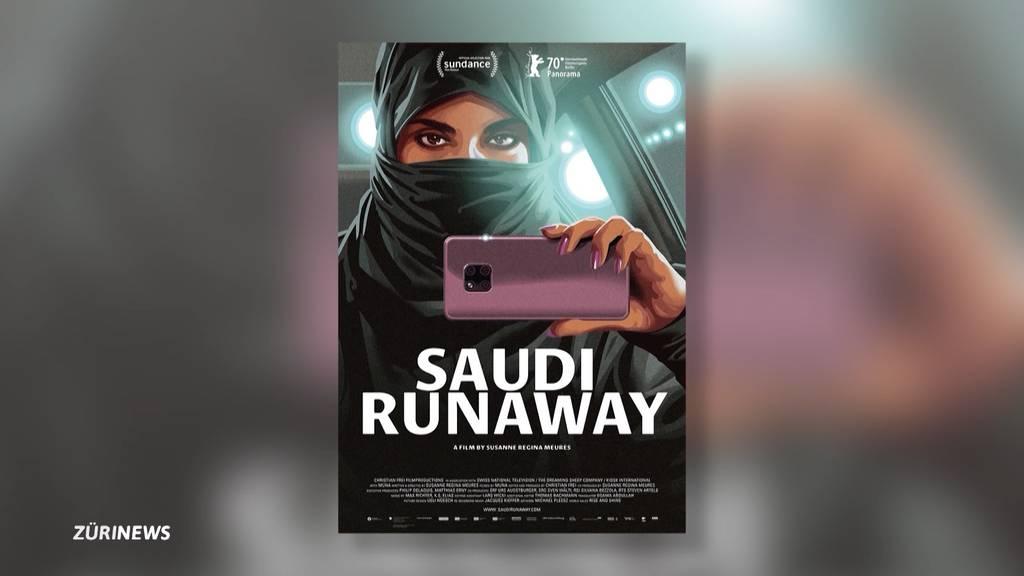 «Saudi Runaway» wird ohne Zuschauer im Kino vorgeführt