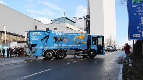 REAL zahlt der Stadt Luzern 12.5 Mio Franken