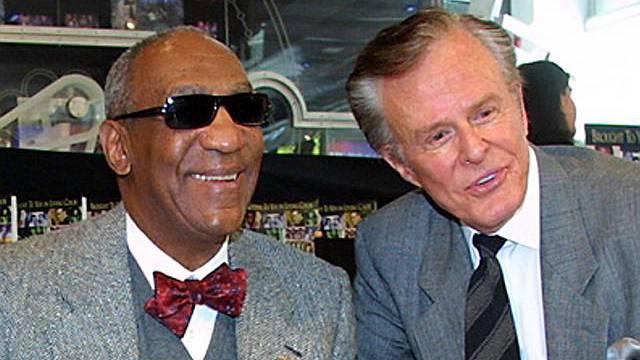 Robert Culp (r.) zusammen mit Bill Cosby (Archiv)