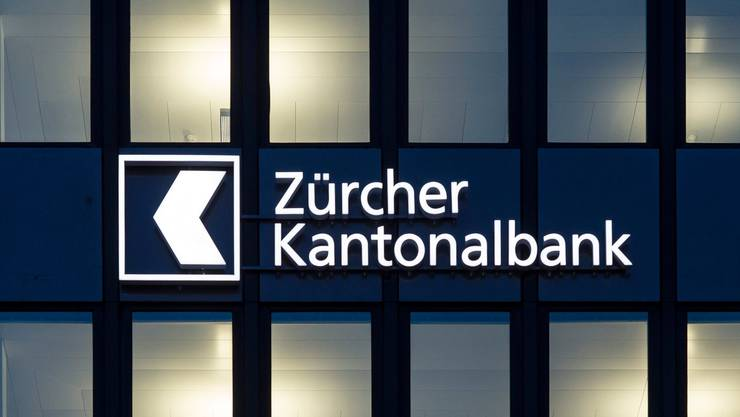 Die ZKB schliess den Grossteil seiner Kundenschalter. (Symbolbild)