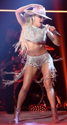 Als Entertainerin ist sie auf der Suche nach sich selbst.