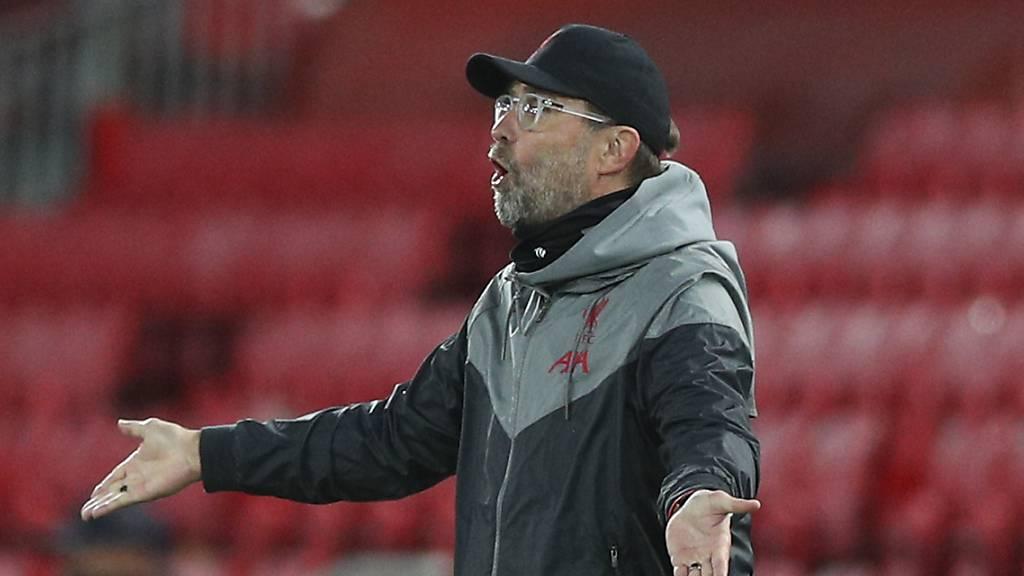 Liverpool gegen Leicester der Hit in England