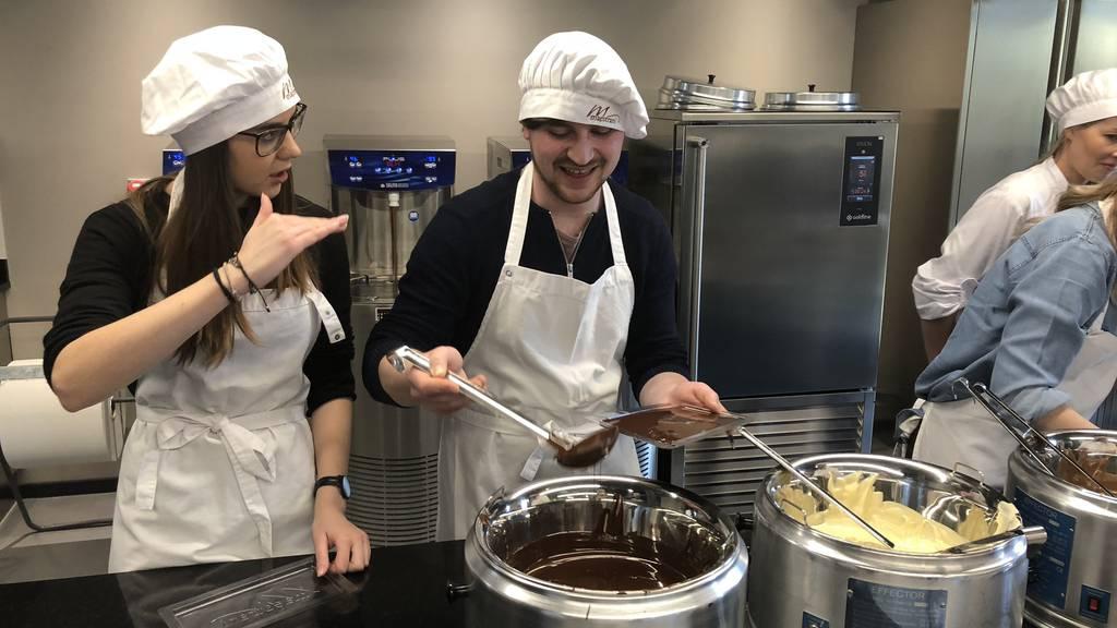 Süsser Erfolg für das «Chocolarium»