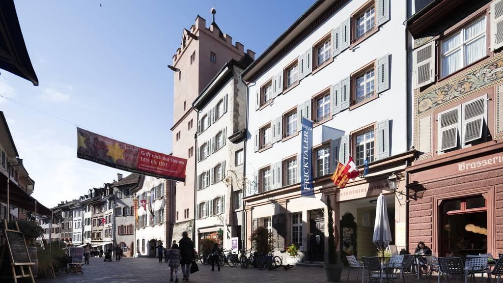Rheinfelden Altstadt Aargau