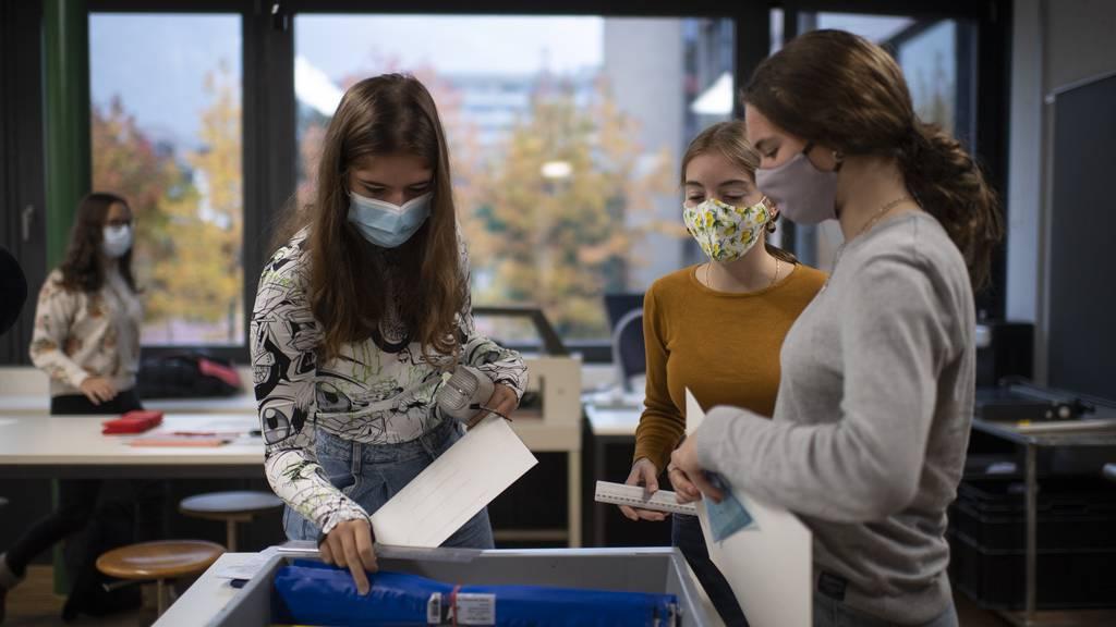 Dank Massentests: Graubünden hebt Maskenpflicht bei Primarschülern auf