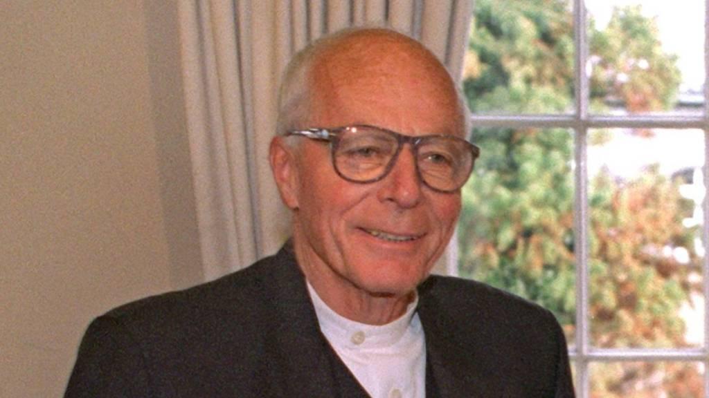 Architekt Gottfried Böhm gestorben