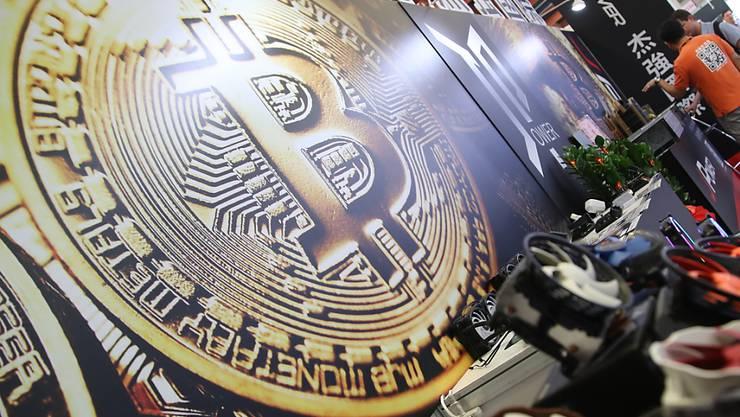 Die Kryptowährung Bitcoin ist immer wieder Opfer von Hackerangriffen. (Archivbild)