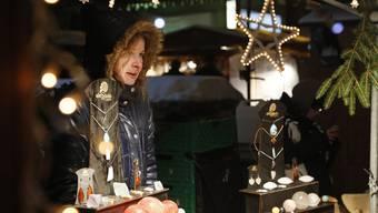 Impressionen vom Weihnachtsmarkt Grenchen
