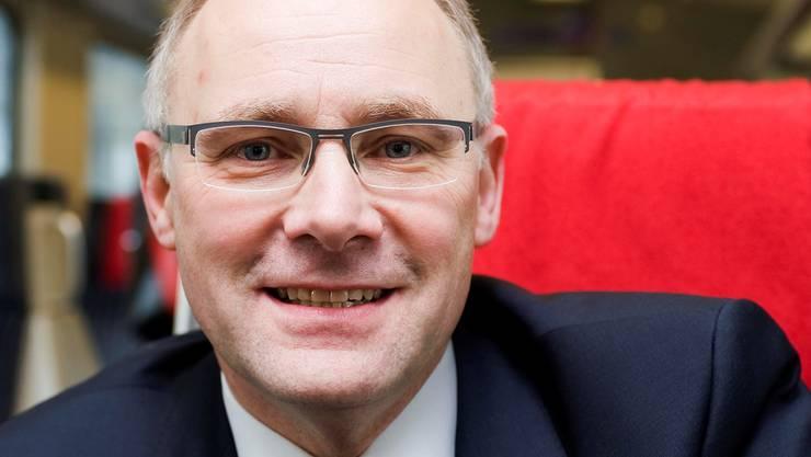 SVP-Nationalrat Hansjörg Knecht: «Ich erwarte Steuerausfälle in dreistelliger Millionenhöhe.»