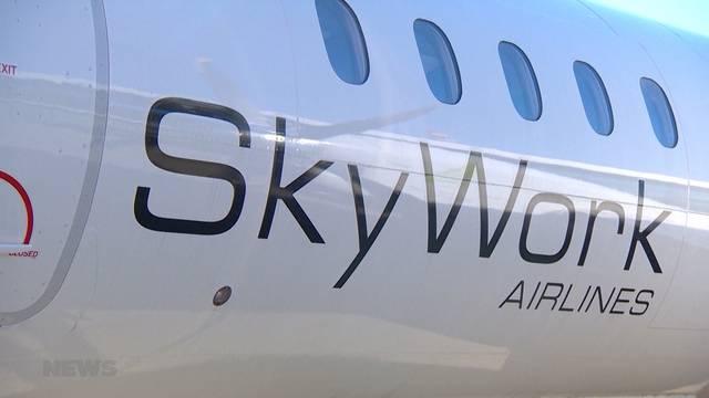 Keine Skywork-Flüge am Sonntag