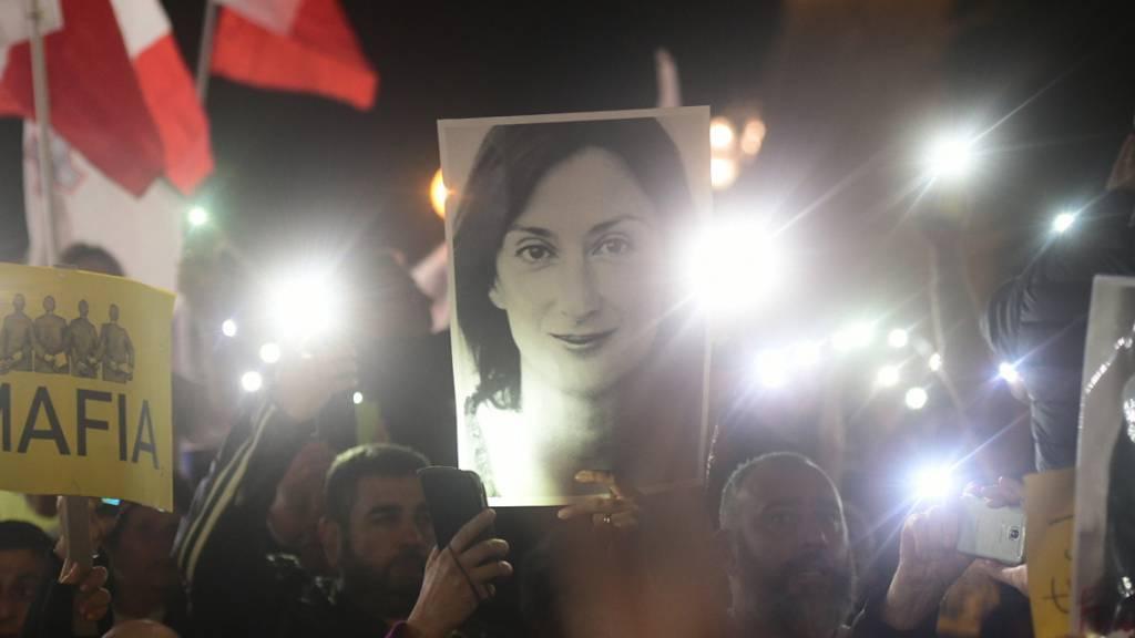 Mordermittlungen erhöhen den Druck auf Maltas Regierung