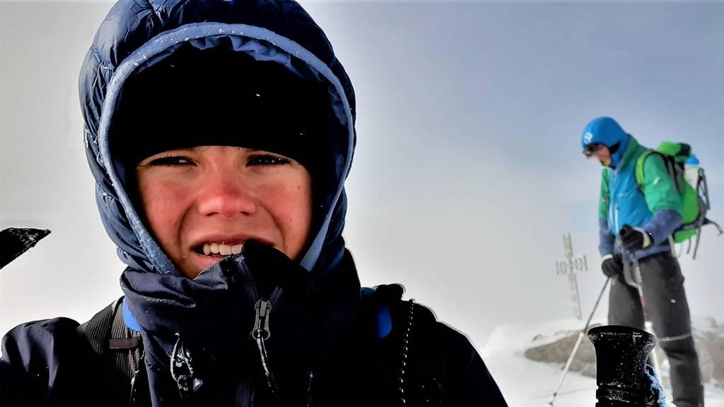 25 Berggipfel und 6'213 Kilometer Velo-Reise durch die Schweiz