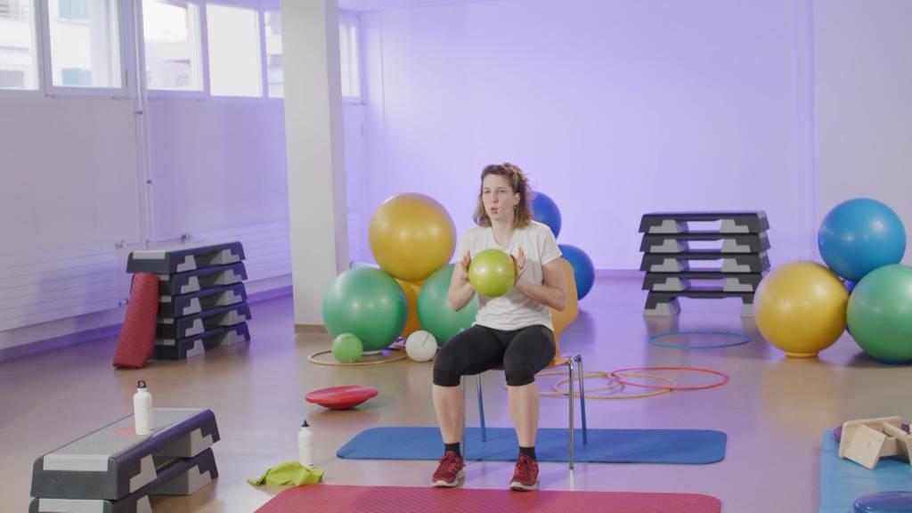«Gymnastik im Wohnzimmer» vom 4. Juni 2021