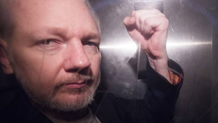 Die schwedische Justiz nimmt die Ermittlungen gegen Wikileaks Ko-Gründer Julian Assange wieder auf.  (Archivbild)