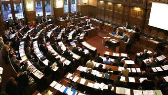 Der Grosse Rat soll dem Regierungsrat die Initiative zur Berichterstattung überweisen. (Archiv)
