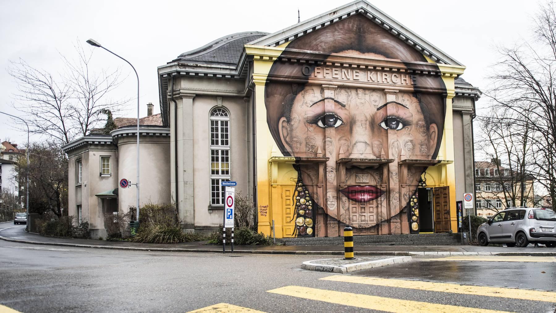 Für das Graffiti gibt es eine Gnadenfrist.