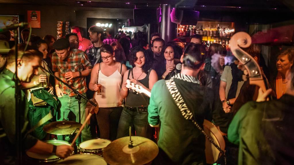Ein Weekend voller Tanz, Musik und Sport