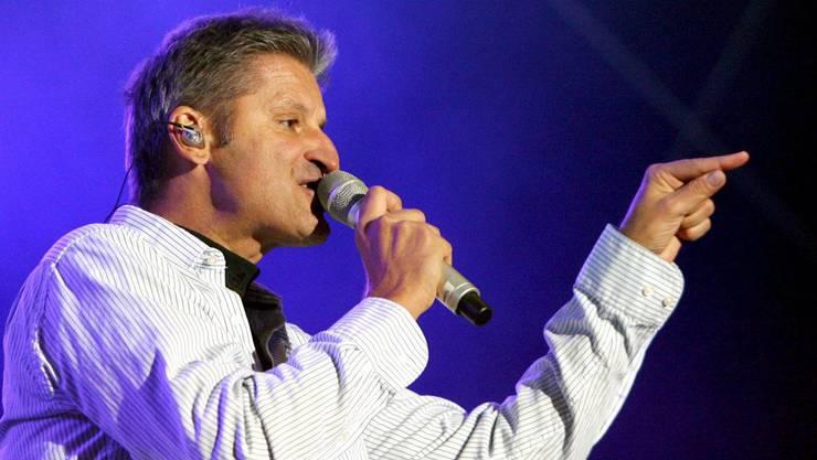 Pur-Sänger Hartmut Engler