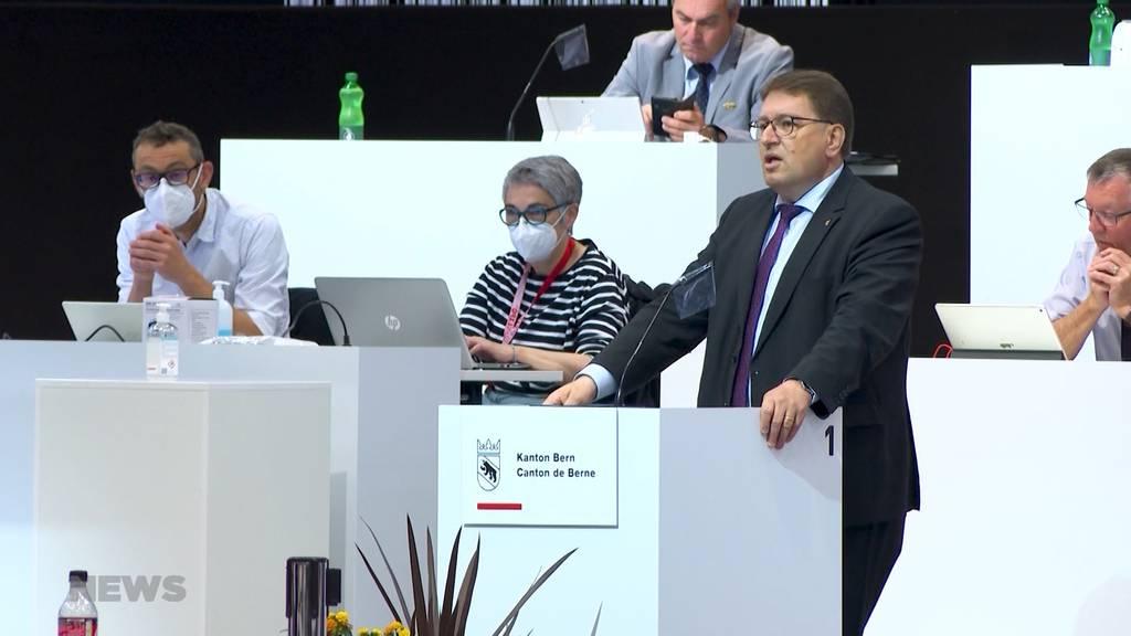 Volksschulgesetzt vom Kanton Bern endlich unter Dach und Fach
