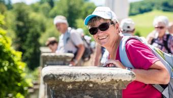 Leserwandern 4. Etappe: Von der Staffelegg nach Veltheim